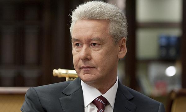 Сергей Собянин, больница им. Баумана